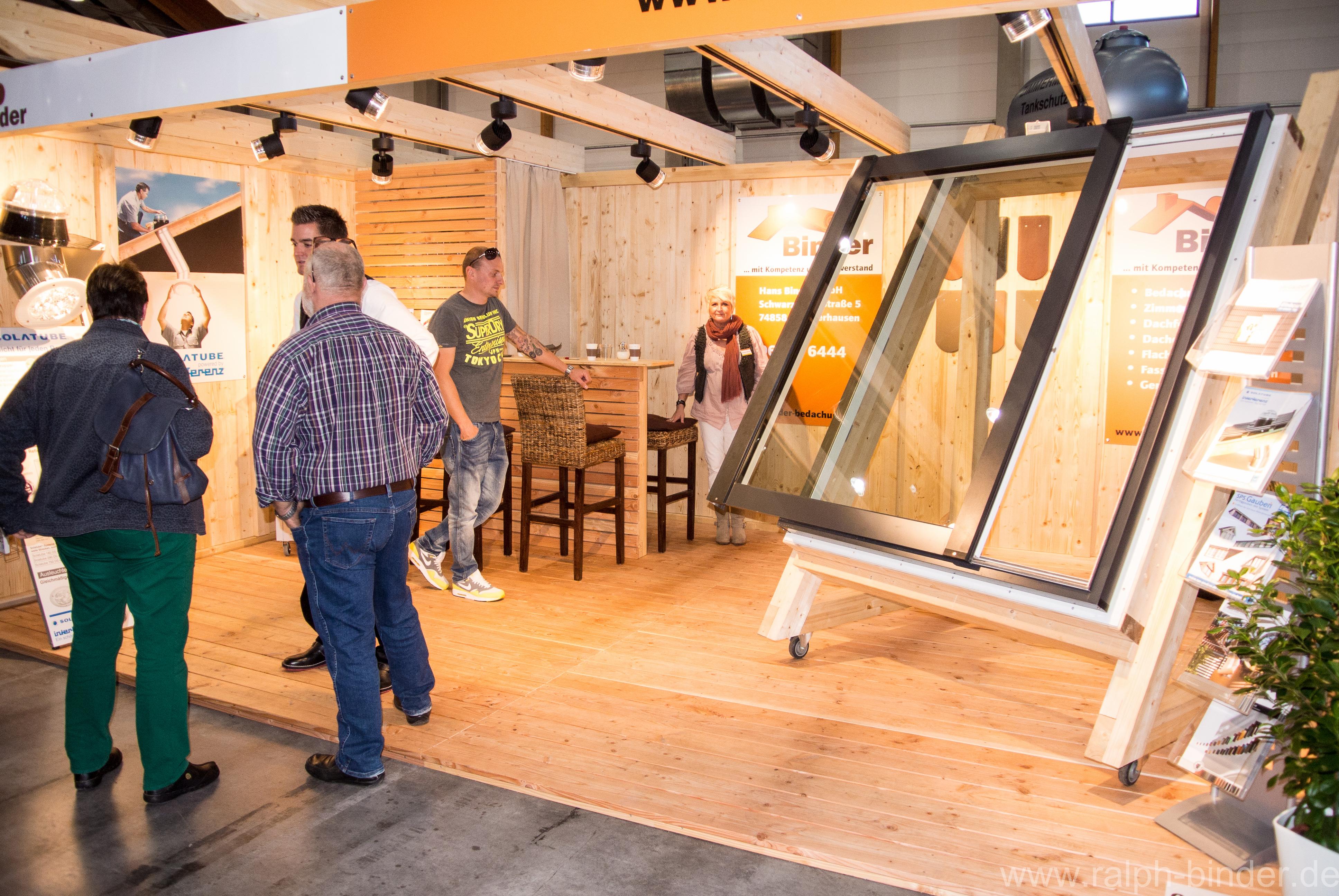 badenbau 2013 ein gro er erfolg binder bedachungen. Black Bedroom Furniture Sets. Home Design Ideas