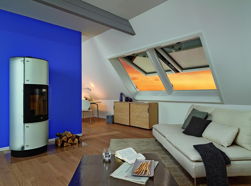 Dachflächenfenster detail roto  Roto Dachfenster – Binder-Bedachungen
